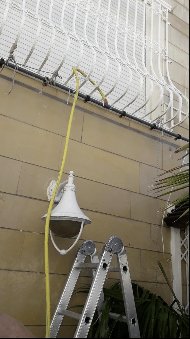 בדיקות נזילות מים מצנרת מזגנים